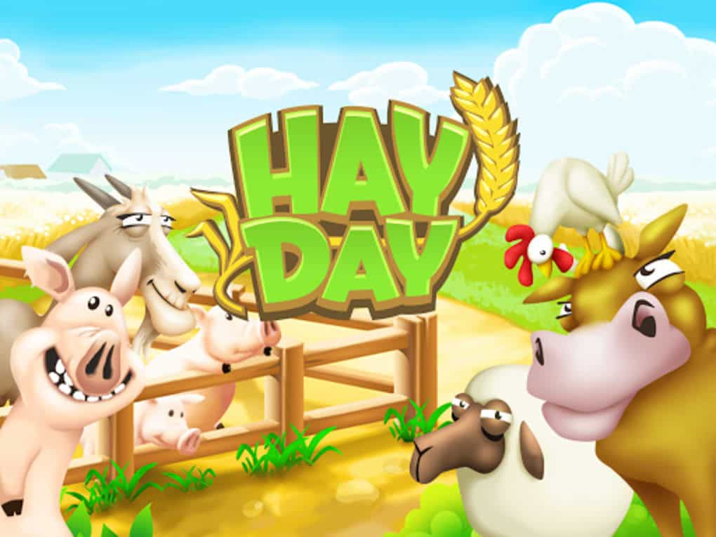 Hay Day Game Download